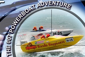 Stockists of 007 Powerboat Adventure Day for Four