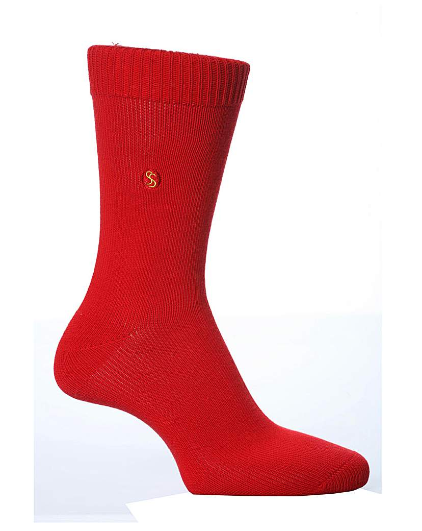 Stockists of 1 Pair Sockshop Colour Burst Socks