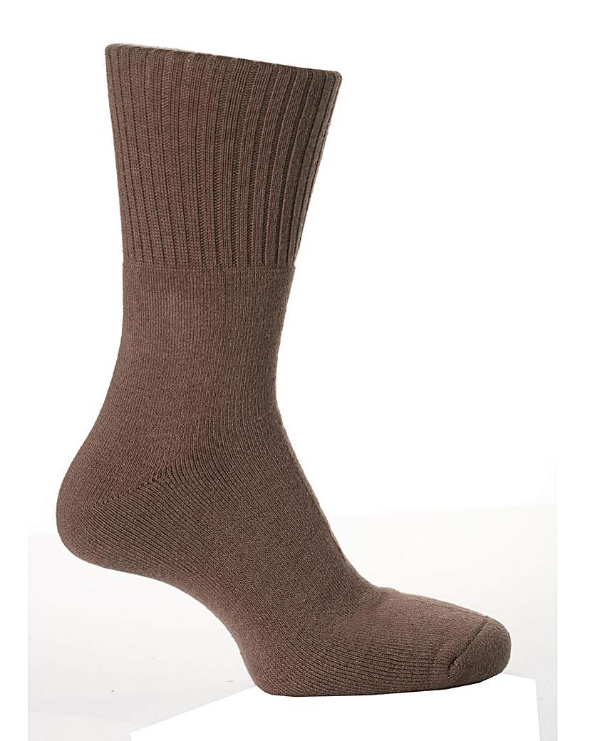 Stockists of 1 Pair Sockshop GG Cushioned Socks