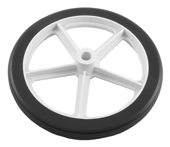 Stockists of 160mm Diameter Spoked Wheel 10mm Bore