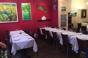 Stockists of 2 Course Meal and a Glass of Wine for Two at The Galleria