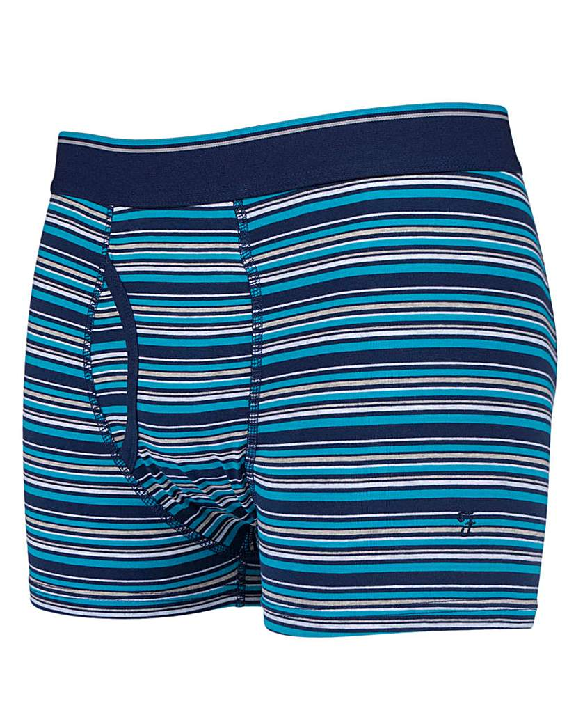 Stockists of 2 Pack Farah Stripe Trunk