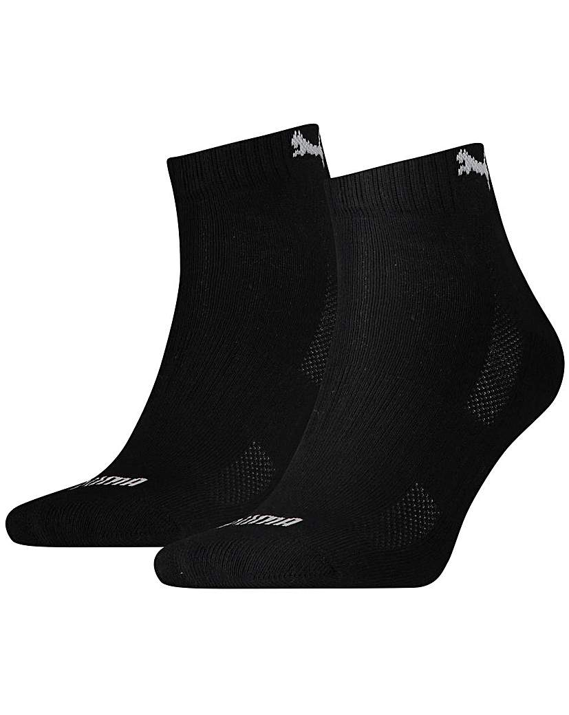 Stockists of 2 Pair Puma Quarter Sock