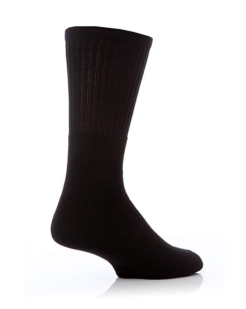 Stockists of 2 Pair Workforce Work Socks