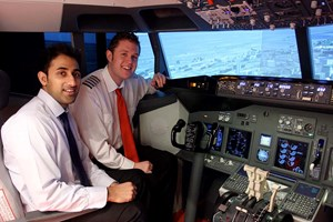 Stockists of 20 Minute Flight Simulator Experience