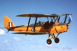 Stockists of 20 Minute Tiger Moth Flight