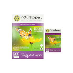 Bargain 240g Bundle   A4 Glossy Photo Paper x20 + **FREE 10x15cm x50 ** Stockists
