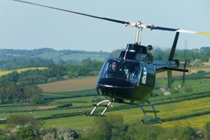 Stockists of 25-35 Minute Extended Helicopter Pleasure Flight Special Offer