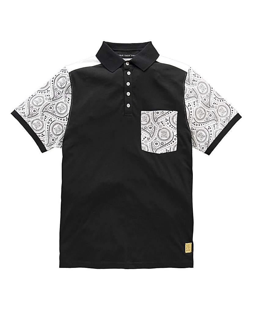 Stockists of 26 Million Orbine Black Polo