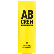 Stockists of AB CREW Men's Shave Gel (120ml)