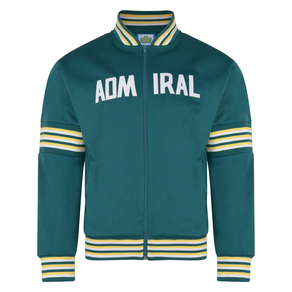 Bargain Admiral 1974 Green Club Track Jacket Stockists