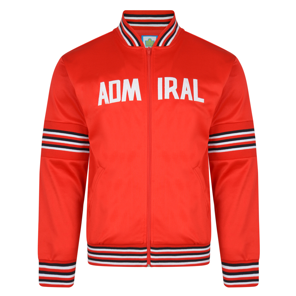 Best Admiral 1974 Red Club Track Jacket Stockists