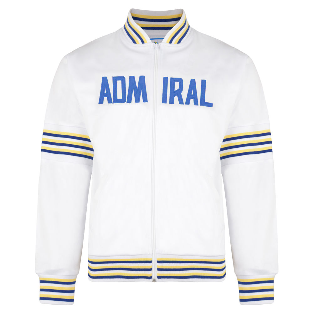 Bargain Admiral 1974 White Club Track Jacket Stockists