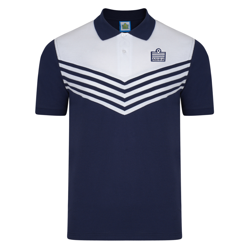 Bargain Admiral 1976 Navy Club Polo Stockists