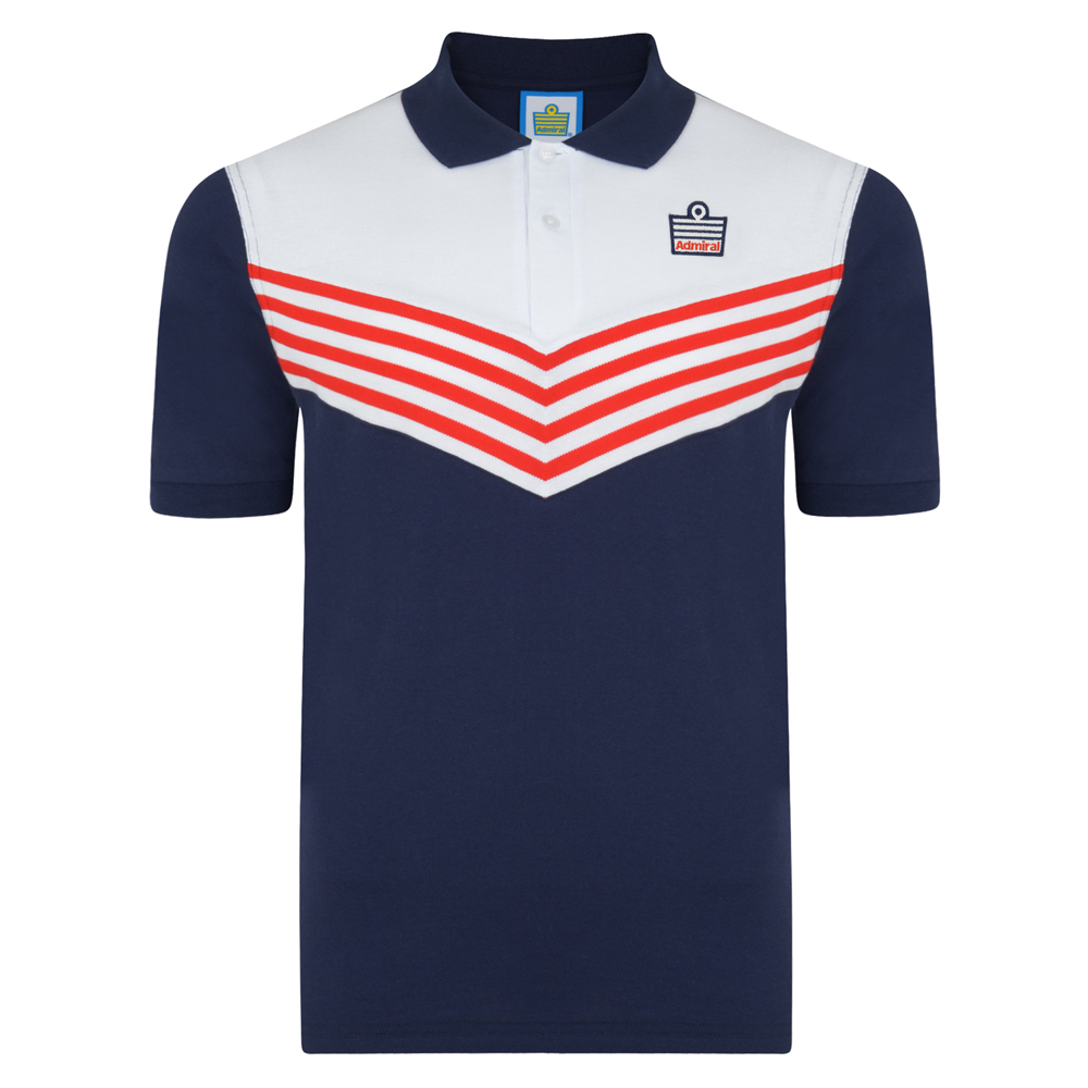 Bargain Admiral 1976 Navy England Polo Stockists