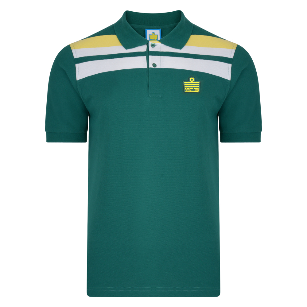 Bargain Admiral 1982 Green Club Polo Stockists