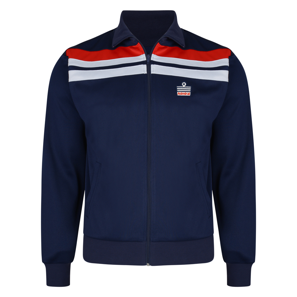 Bargain Admiral 1982 Navy England Track Jacket Stockists