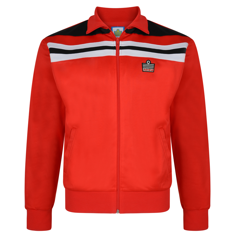 Bargain Admiral 1982 Red Club Track Jacket Stockists