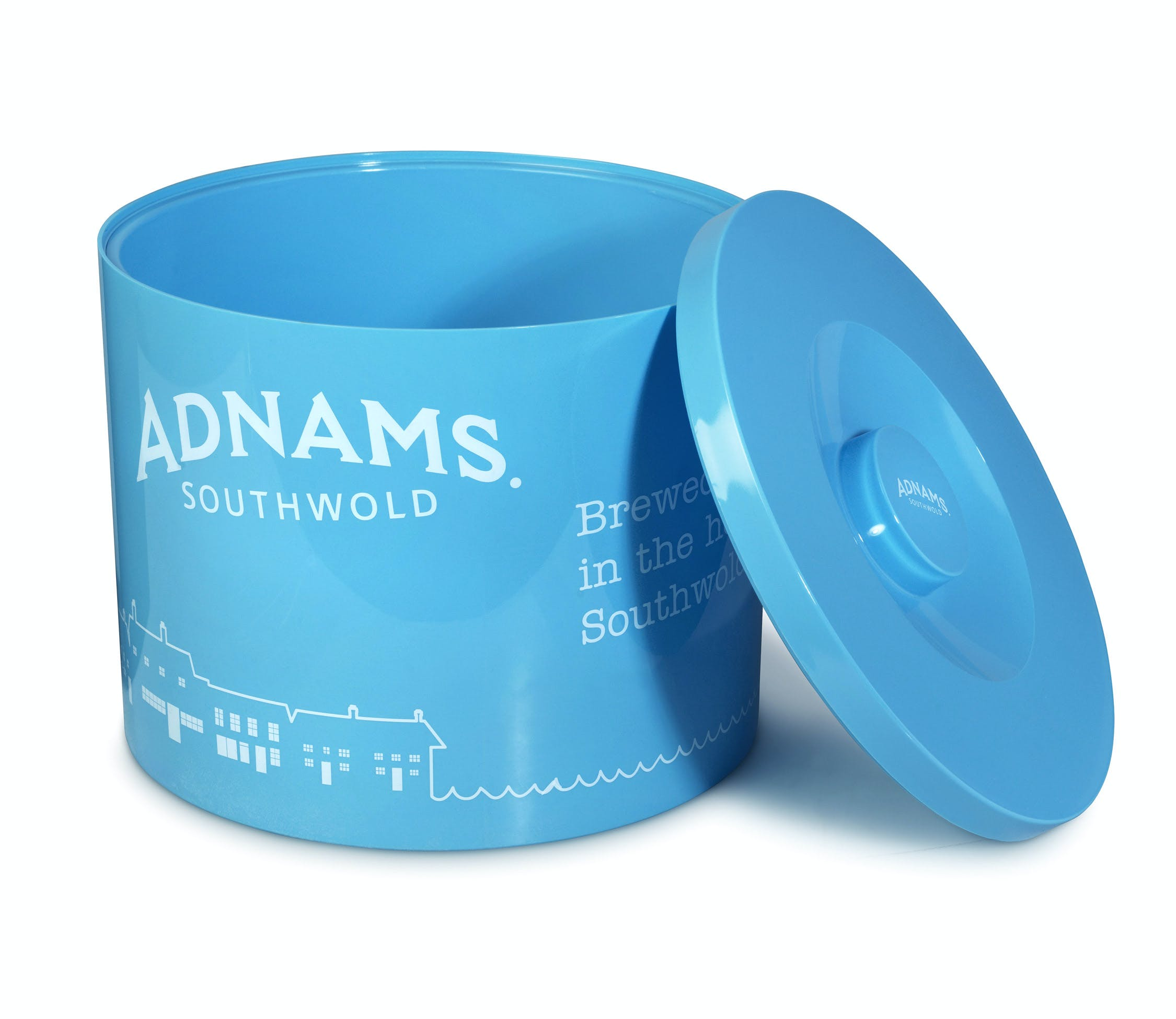 Stockists of Adnams Ghost Ship Blue T-Shirt