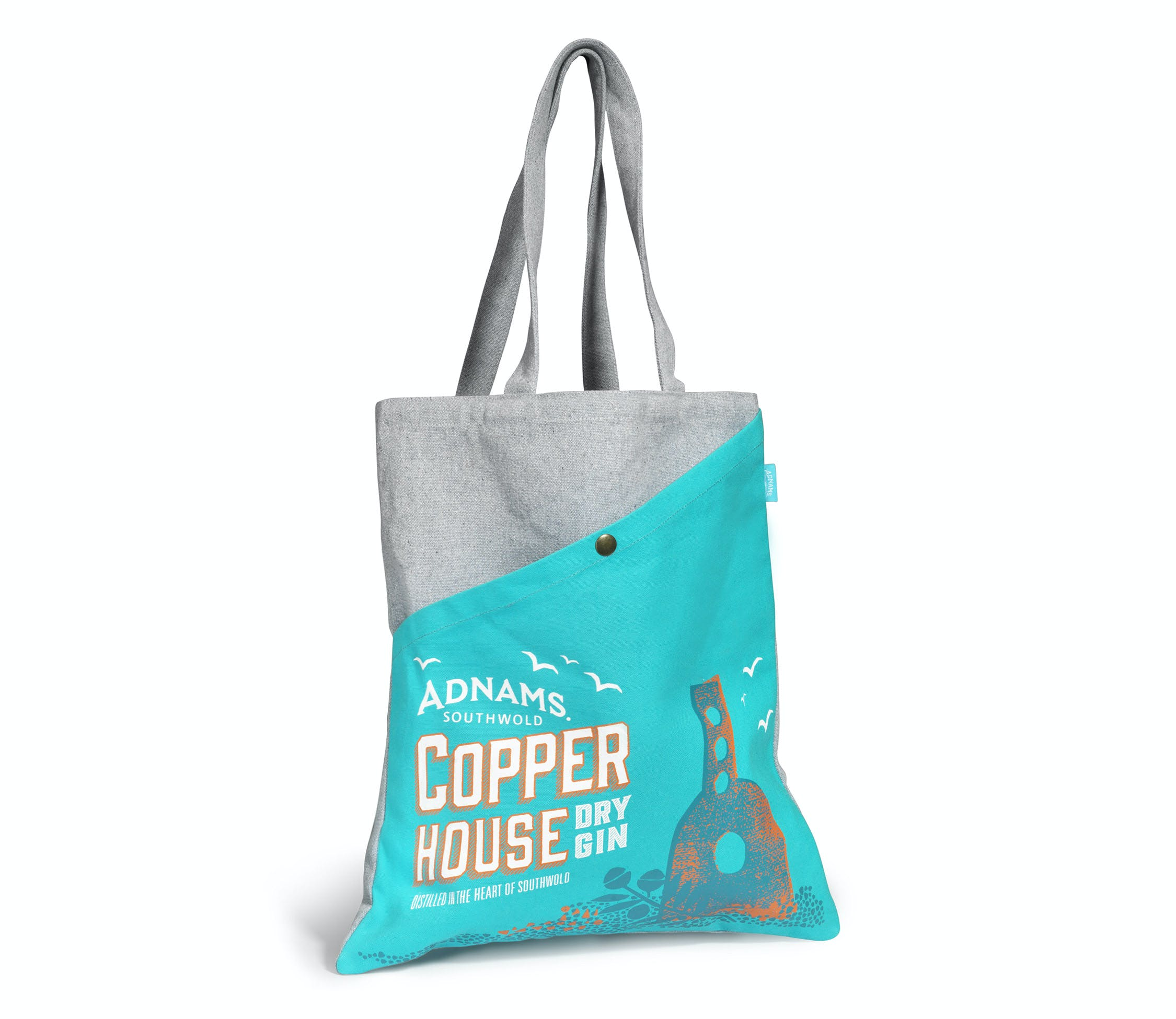 Bargain Adnams Copper House Gin Tote Bag Stockists