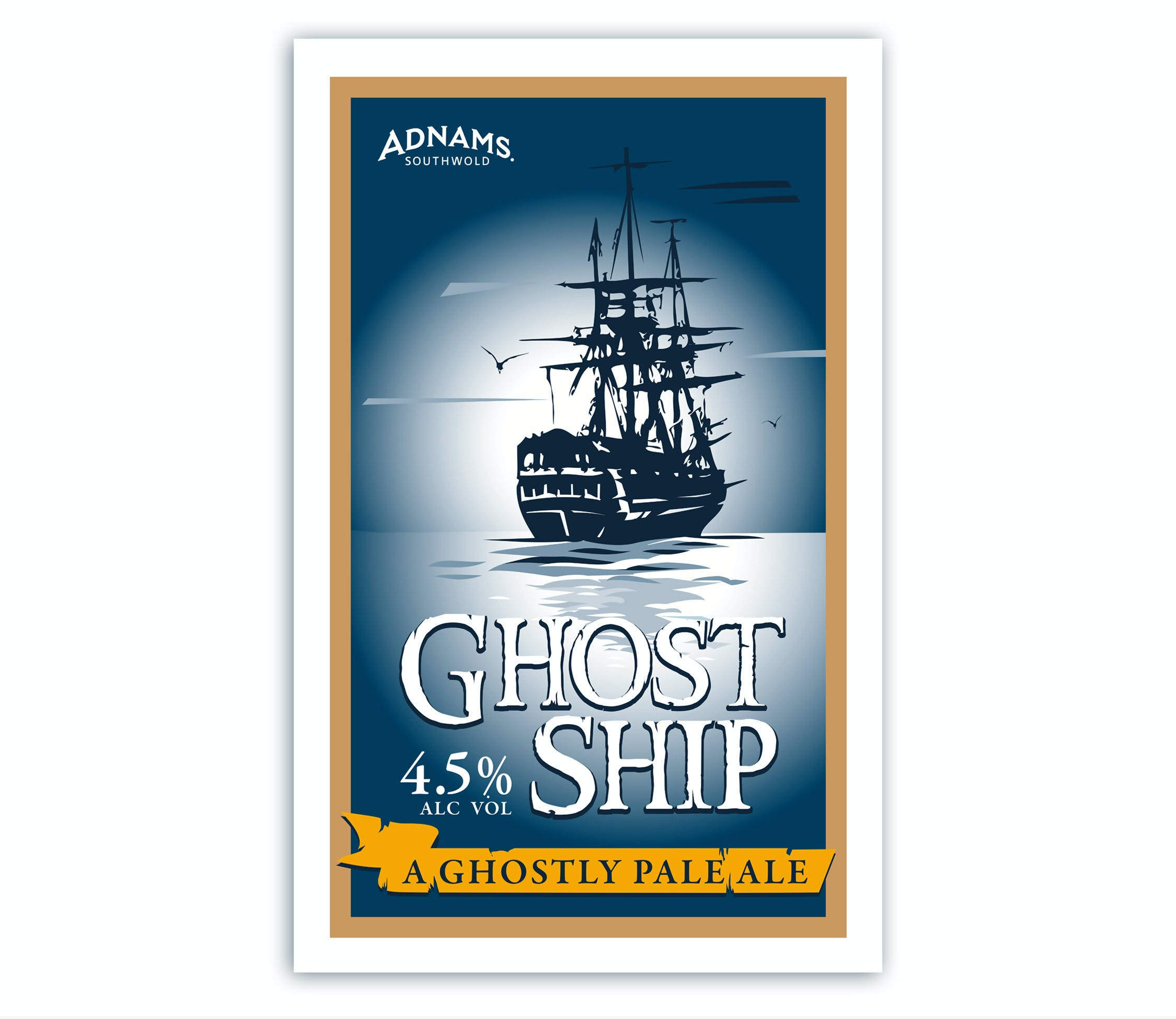 Best Adnams Ghost Ship Tea Towel Stockists
