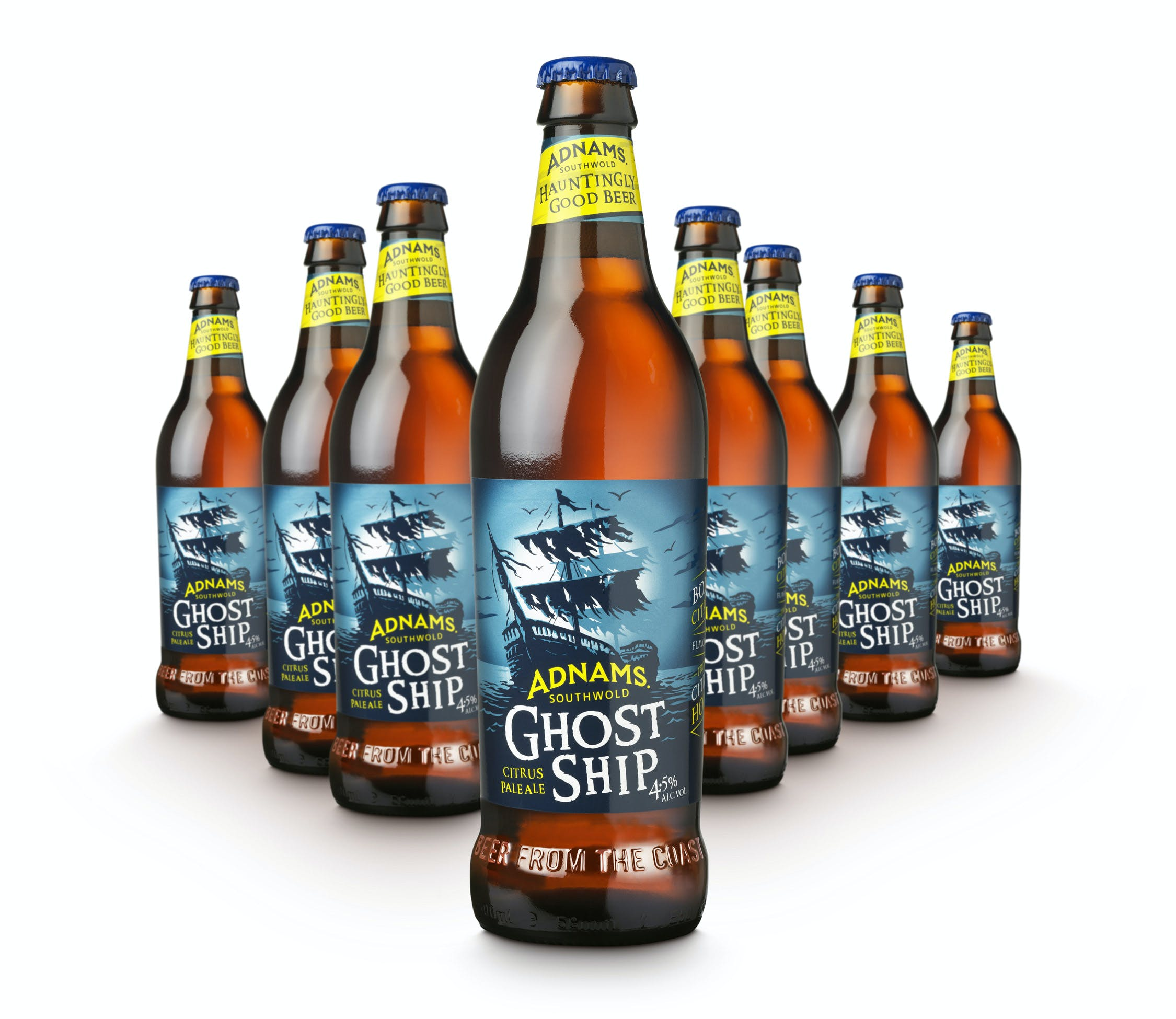 Stockists of Adnams Ghost Ship 0.5%