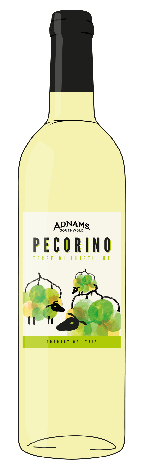 Stockists of Gran Sasso - Alta Pecorino IGT Terre di Chieti 2015 6x 75cl Bottles