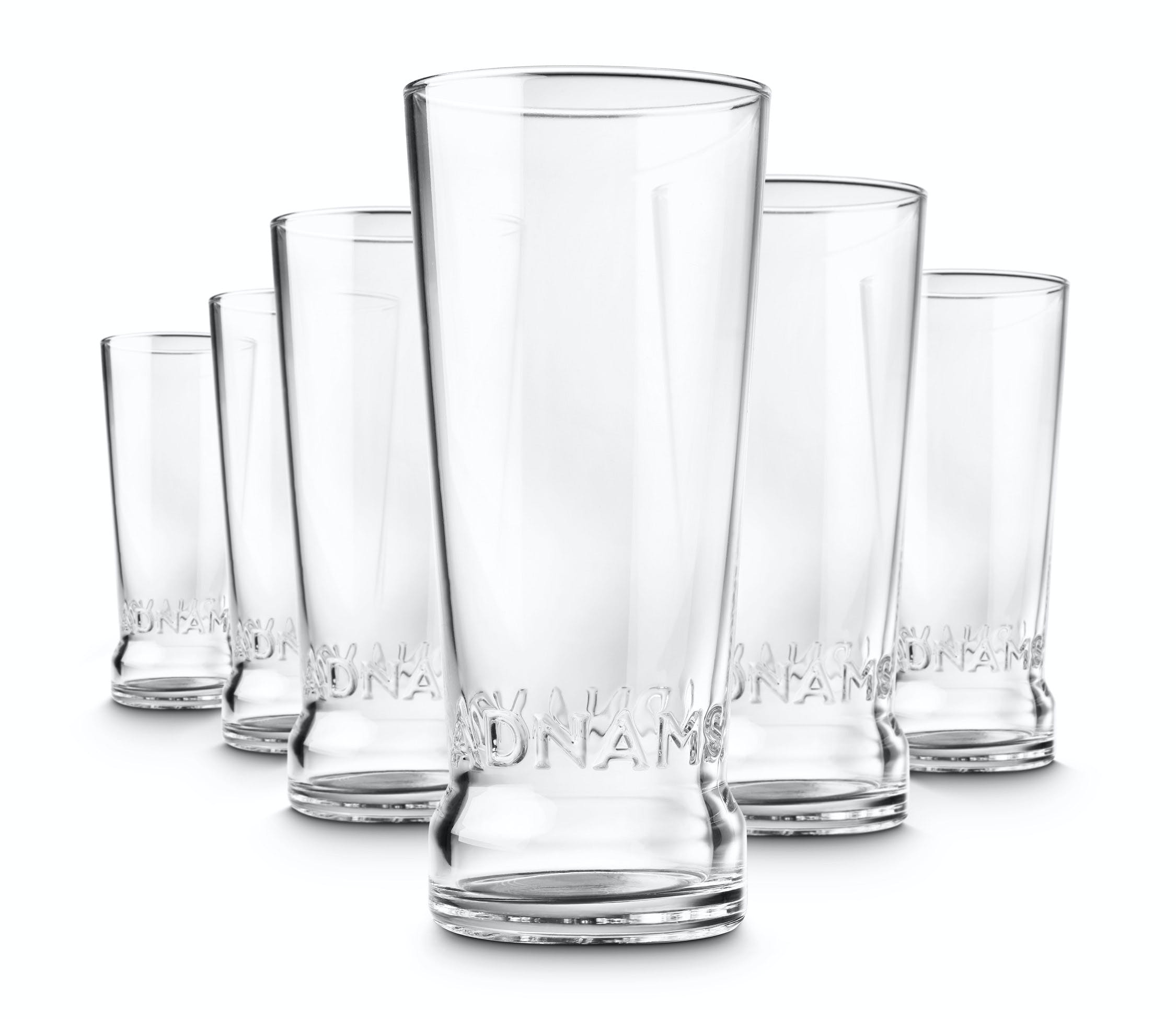 Bargain Adnams Pint Glasses, pack of six Stockists
