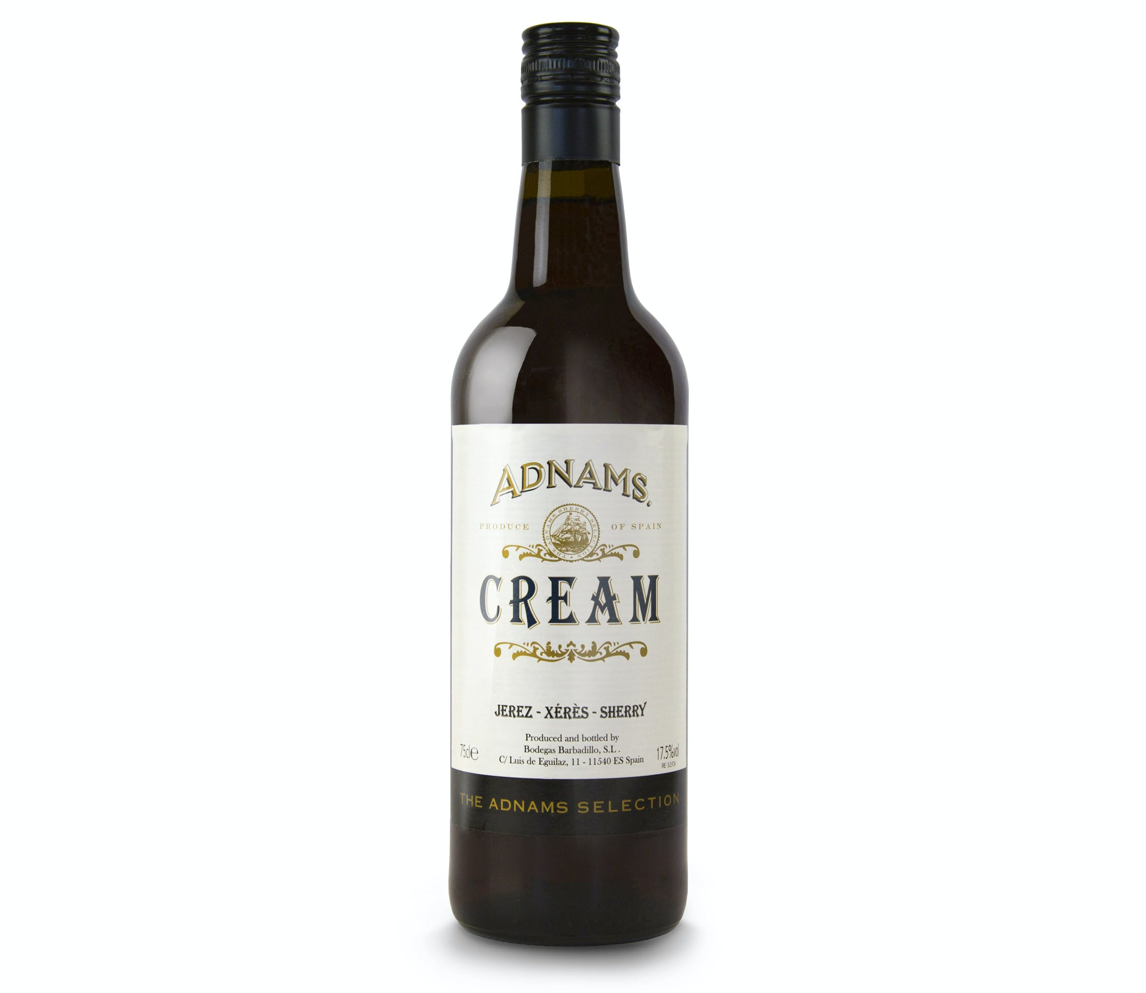 Bargain Adnams Rich Cream Sherry Stockists