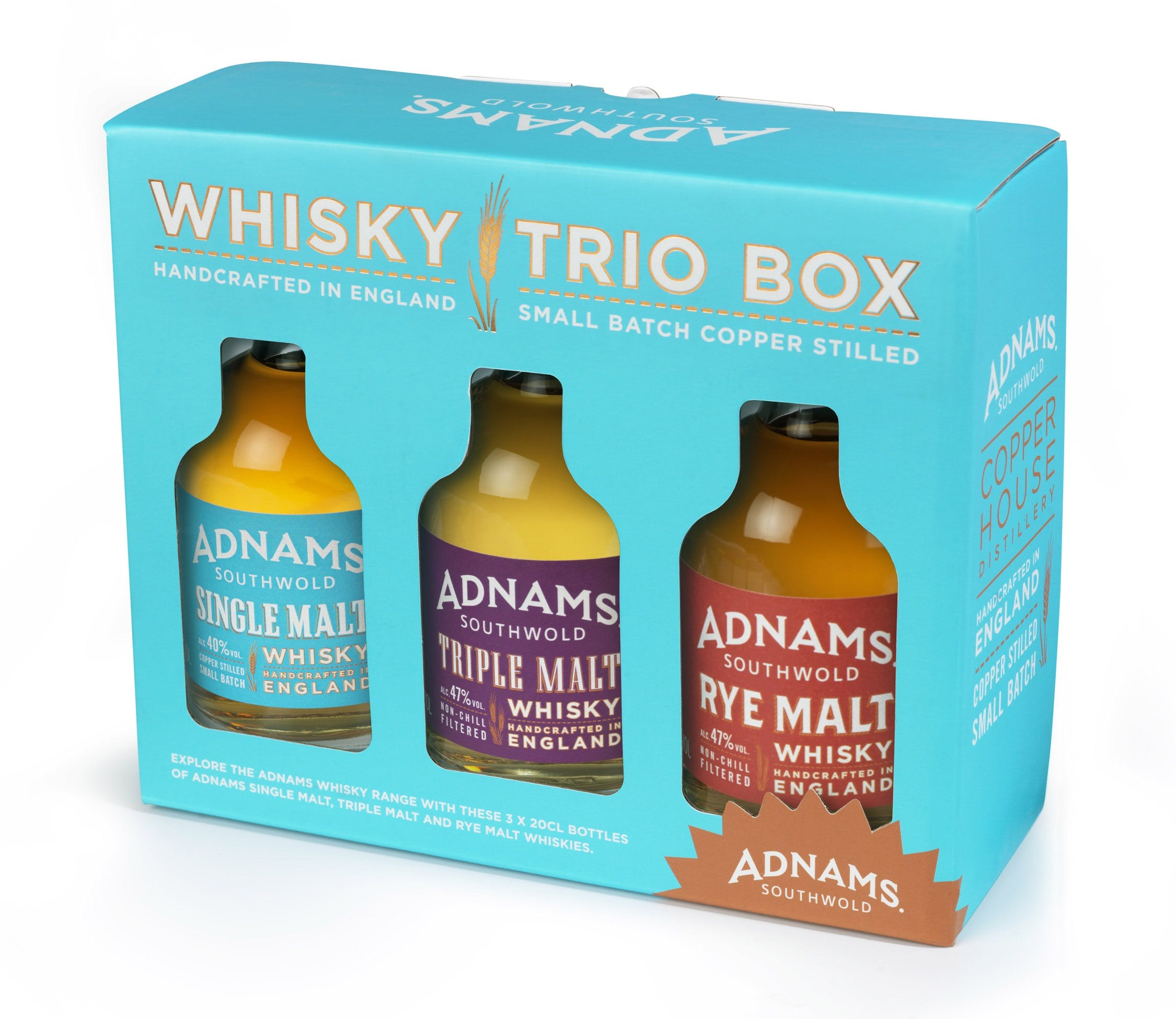 Best Adnams Whisky Trio Gift Set Stockists
