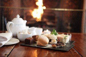 Bargain Afternoon Tea for Two at Fowey Hall Stockists