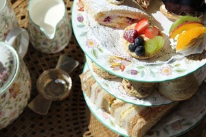 Bargain Afternoon Tea for Two at Sharrow Bay Stockists