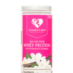 Bargain All In One Whey Protein   500g Vanilla / 500g (15 Servings) Stockists