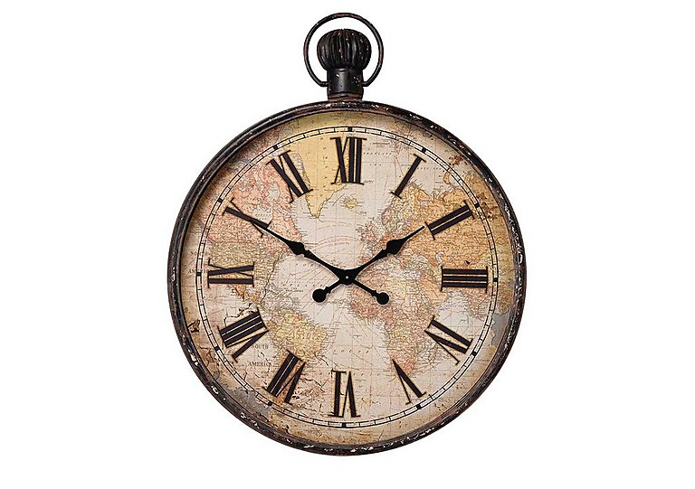 Best Antique Map Wall Clock Stockists