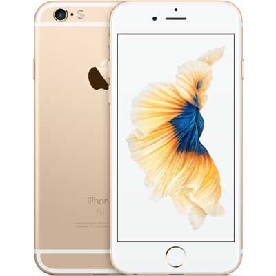 Bargain Apple iPhone 6s 128GB - Gold Stockists
