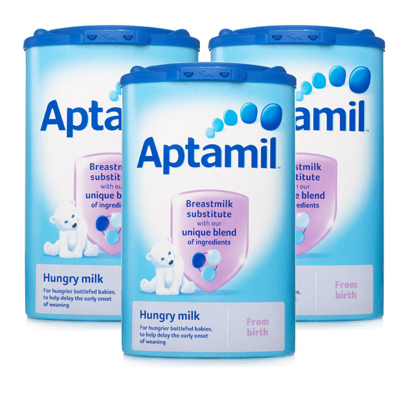 Stockists of Aptamil Hungry Milk from Birth Formula Powder