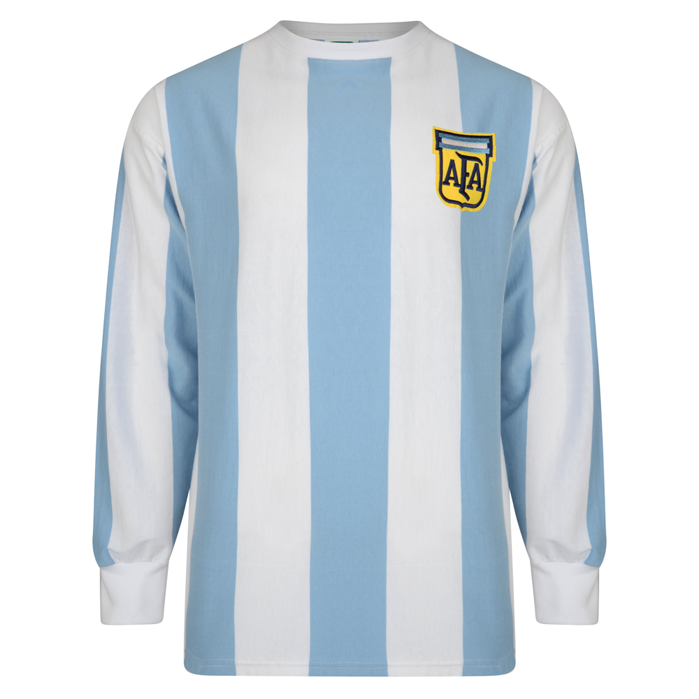 Bargain Argentina 1978 World Cup Final shirt Stockists