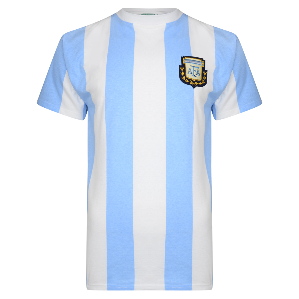Bargain Argentina 1986 World Cup Final shirt Stockists