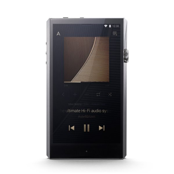 Stockists of Astell & Kern A&ultima SP1000 Flagship Digital Audio Player Colour STEEL