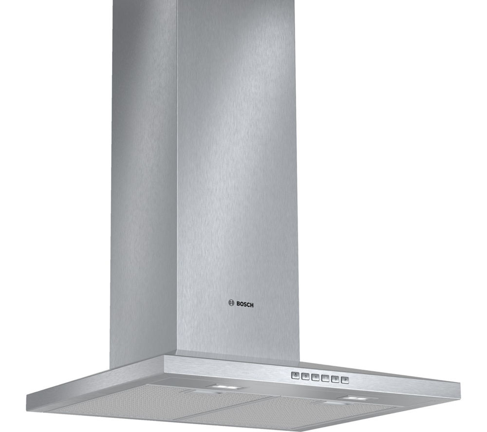 Bargain BOSCH Classixx DWW067A50B Chimney Cooker Hood - Stainless Steel, Stainless Steel Stockists
