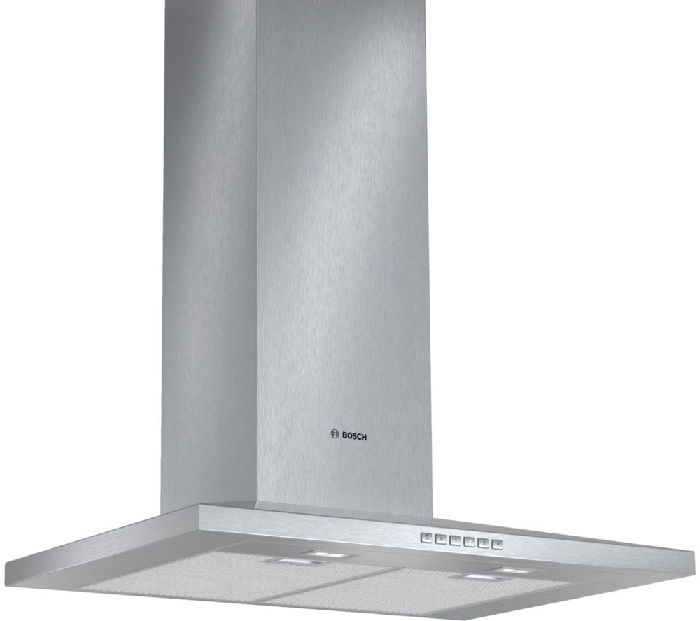 Bargain BOSCH Serie 4 Classixx DWW077A50B Chimney Cooker Hood - Stainless Steel, Stainless Steel Stockists