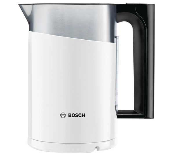 Bargain BOSCH Styline Sensor TWK86101GB Jug Kettle - White Stockists