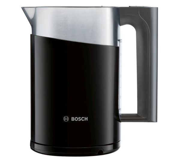 Bargain BOSCH Styline Sensor TWK86103GB Jug Kettle - Black Stockists