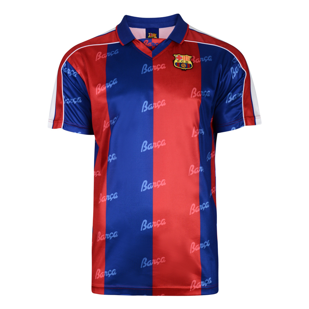 Best Barcelona 1994 Retro Football Shirt Stockists