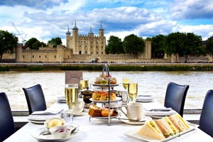 Bargain Bateaux Afternoon Tea Cruise on The Thames for Two Stockists