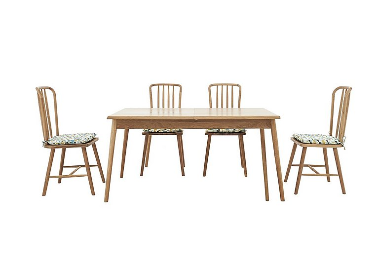 Bargain Battersea Extending Dining Table and 4 Chairs Stockists