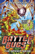 Bargain Battle Bugs #2: The Spider Siege Stockists