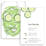 Stockists of Beauty & Well-Being Business Cards, 50 qty