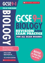Bargain Biology Revision and Exam Practice Book for All Boards x 6 Stockists