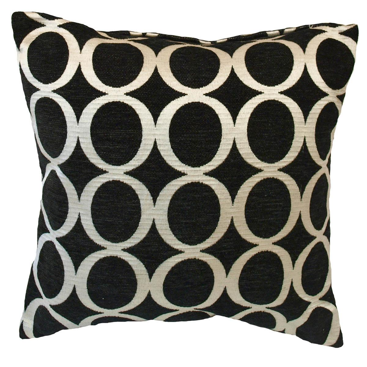 Stockists of Black OH! Filled Cushion